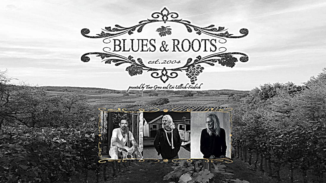 Blues and roots 2018 im Weingut Ullrich