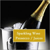 Sparkling Wine, Secco and Grapes