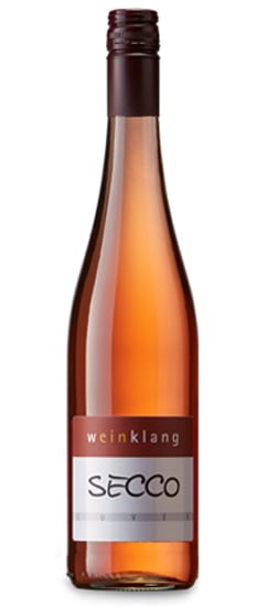 Secco Weinklang Rosesecco